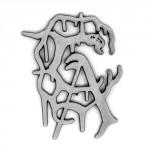 Carach Angren - CA Symbol - METAL PIN