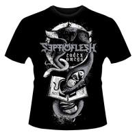 Septicflesh - Snake - T-shirt (Men)