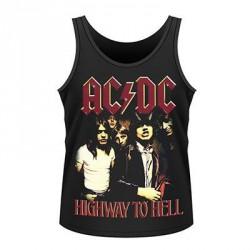 AC/DC - Highway To Hell - T-shirt Tank Top (Men)