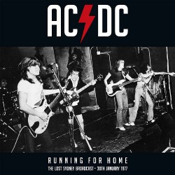 AC/DC - Running For Home - LP