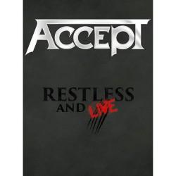Accept - Restless & Live - DVD