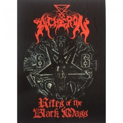 Acheron - Rites Of The Black Mass - FLAG