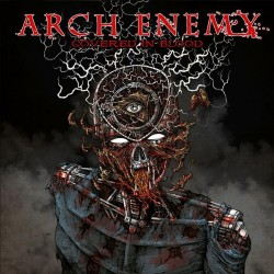 Arch Enemy - Covered In Blood - CD DIGIPAK