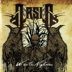 Arsis - We Are The Nightmare - CD DIGIPAK