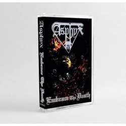 Asphyx - Embrace The Death - CASSETTE