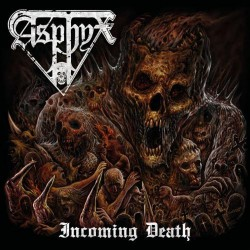Asphyx - Incoming Death - CD
