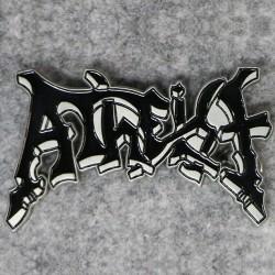 Atheist - Logo - METAL PIN