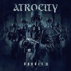 Atrocity - Okkult II - CD DIGIPAK