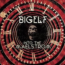 Bigelf - Into The Maelstrom - 2CD DIGIPAK