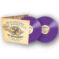 Blackberry Smoke - The Whippoorwill - DOUBLE LP GATEFOLD COLOURED