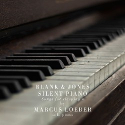 Blank & Jones - Silent Piano-Songs For Sleeping 2 (By Marcus Loeber) - CD SLIPCASE