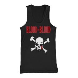Blood For Blood - Skull - T-shirt Tank Top (Men)