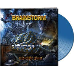 Brainstorm - Midnight Ghost - LP Gatefold Coloured