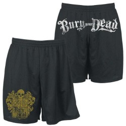 Bury Your Dead - Brass Knuckles - Gym Shorts