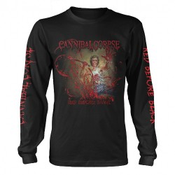 Cannibal Corpse - Red Before Black - LONG SLEEVE (Homme)