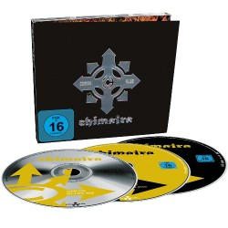 Chimaira - Coming Alive - 2DVD + CD Digipak