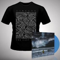 Circles - The Last One - LP COLOURED + T-shirt bundle (Homme)