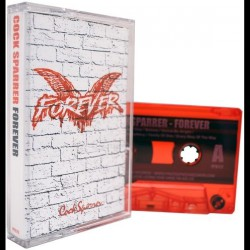 Cock Sparrer - Forever - CASSETTE COLOURED