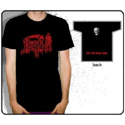 Death - Life Will Never Last - T-shirt