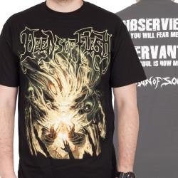 Deeds Of Flesh - Crown Of Souls - T-shirt (Homme)