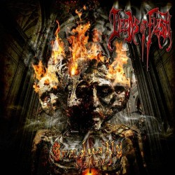 Deeds Of Flesh - Gradually Melted - Maxi single CD