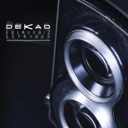 Dekad - Poladroid Extended - CD DIGISLEEVE