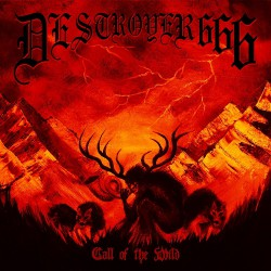 Deströyer 666 - Call Of The Wild - CD EP DIGIPAK + Digital