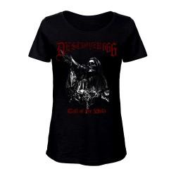 Deströyer 666 - Call Of The Wild - T-shirt (Femme)