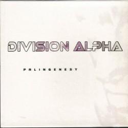 Division Alpha - Palingenesy - CD SLIPCASE