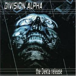 Division Alpha - The Dekta Release - CD