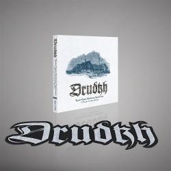Drudkh - A Few Lines In Archaic Ukrainian - CD Digipak + Backpatch