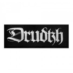 Drudkh - Logo - EMBROIDERED PATCH