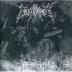 Emperor - Prometheus  - The Discipline of Fire & Demise - CD DIGISLEEVE