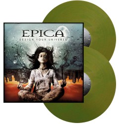 Epica - Design Your Universe - DOUBLE LP GATEFOLD COLOURED