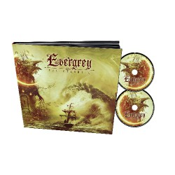 Evergrey - The Atlantic - CD + DVD ARTBOOK