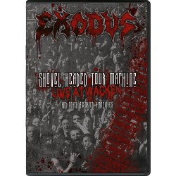 Exodus - Shovel Headed Tour Machine - DOUBLE DVD