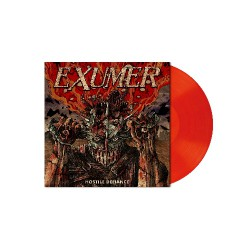 Exumer - Hostile Defiance - LP COLOURED