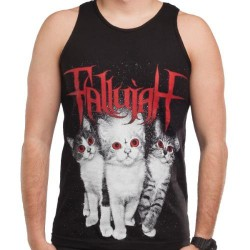 Fallujah - Cats - T-shirt Tank Top (Men)
