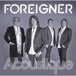Foreigner - Acoustique - CD