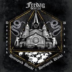 Fredag Den 13:E - Dystopisk Utsikt - CD DIGIPAK