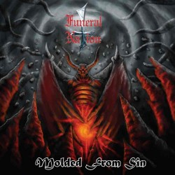 Funeral Nation - Molded From Sin - CD