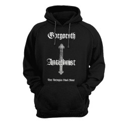 Gorgoroth - Antichrist - HOODED SWEAT SHIRT (Homme)