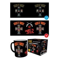 Guns N' Roses - Crosses - Heat Change Mug