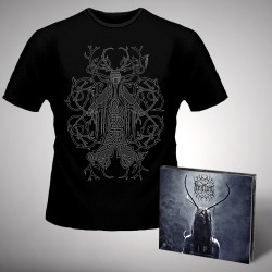 Heilung - Lifa - Heilung Live at Castlefest - CD DIGIPAK + T-shirt bundle (Homme)