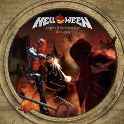 Helloween - Keeper Of The Seven Keys – The Legacy - DOUBLE CD