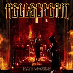 Hellscream - Hate Machine - CD