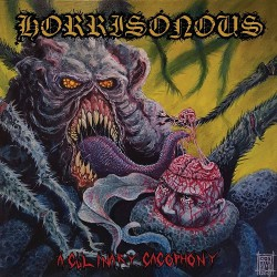 Horrisonous - A Culinary Cacophony - CD