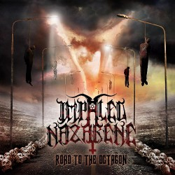 Impaled Nazarene - Road to the Octagon - CD