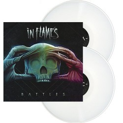 In Flames - Battles - DOUBLE LP GATEFOLD COLOURED