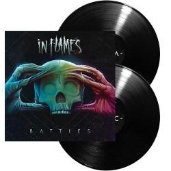 In Flames - Battles - DOUBLE LP Gatefold